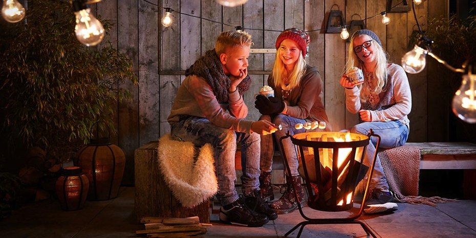 nectr winter time keep warm