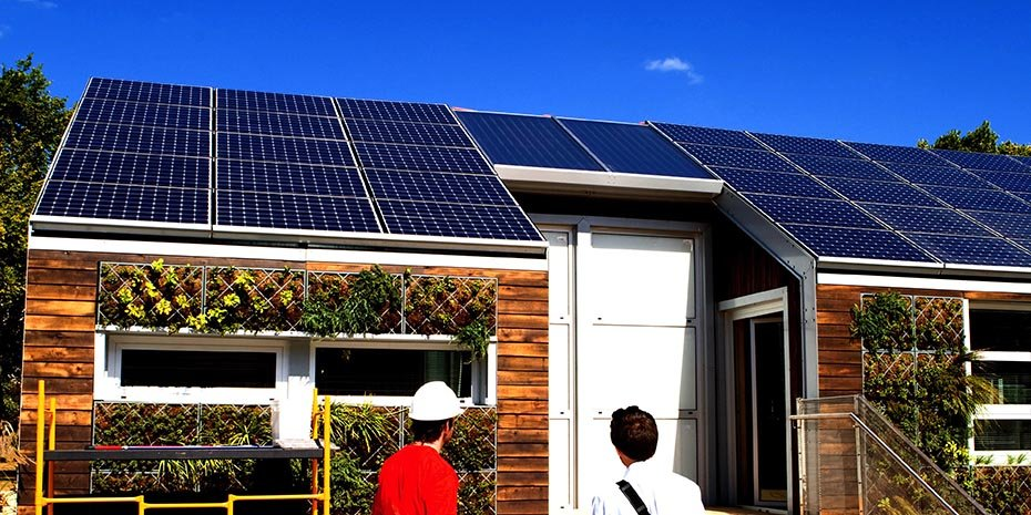 future solar house