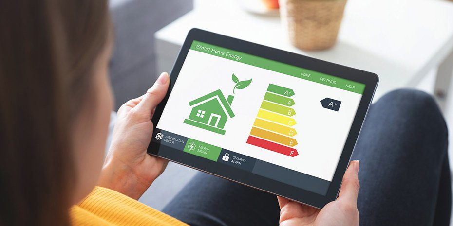 control energy usage at home