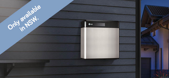 nectr home solar battery plan