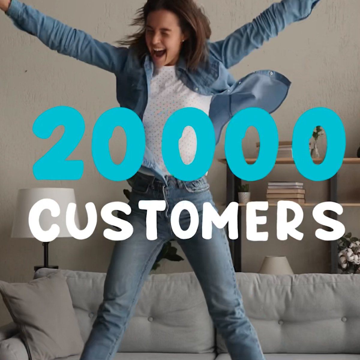20000 nectr customers