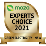 Mozo Green Electricity NSW