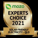 Mozo Solar-friendly Electricity