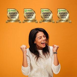 Nectr Mozo Experts Choice Awards media release